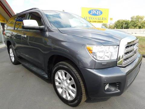 2011 Toyota Sequoia for sale in Harrisonville, MO