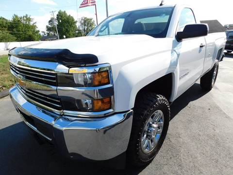 2015 Chevrolet Silverado 2500HD for sale in Harrisonville, MO