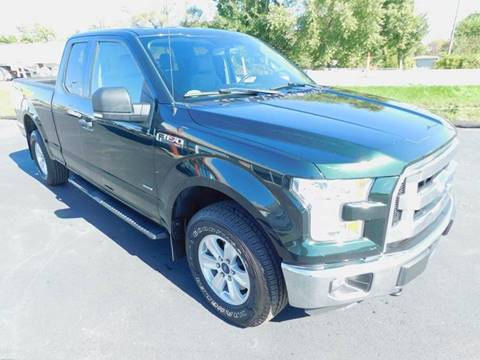 2015 Ford F-150 for sale in Harrisonville, MO