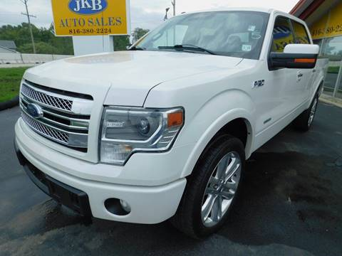 2014 Ford F-150 for sale in Harrisonville, MO