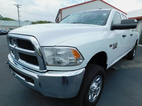 2015 RAM Ram Pickup 2500 for sale in Harrisonville, MO