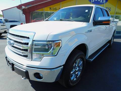2013 Ford F-150 for sale in Harrisonville, MO