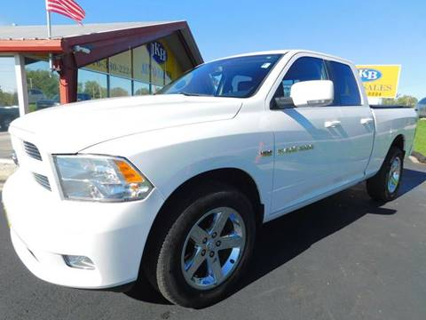 2011 RAM Ram Pickup 1500 for sale in Harrisonville, MO
