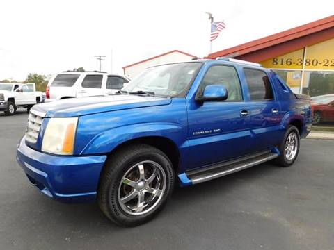 2003 Cadillac Escalade EXT for sale in Harrisonville, MO