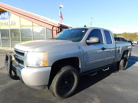 2008 Chevrolet Silverado 1500 for sale in Harrisonville, MO