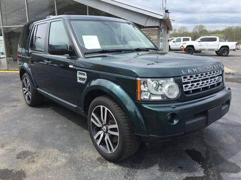 2012 Land Rover LR4 for sale in Harrisonville, MO