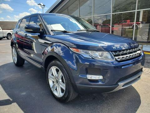 2013 Land Rover Range Rover Evoque for sale in Harrisonville, MO