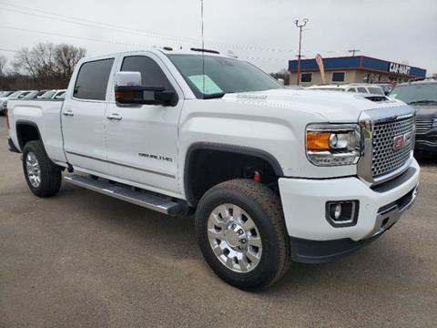 2017 GMC Sierra 2500HD for sale in Harrisonville, MO
