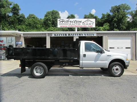 2004 Ford F-450 Super Duty for sale in Lenoir, NC