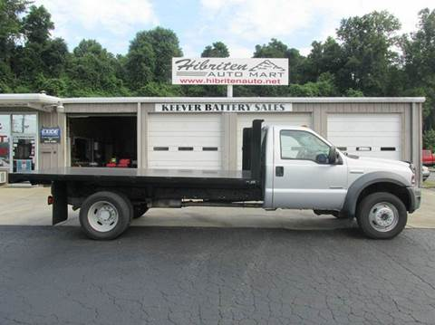 2005 Ford F-550 for sale in Lenoir, NC