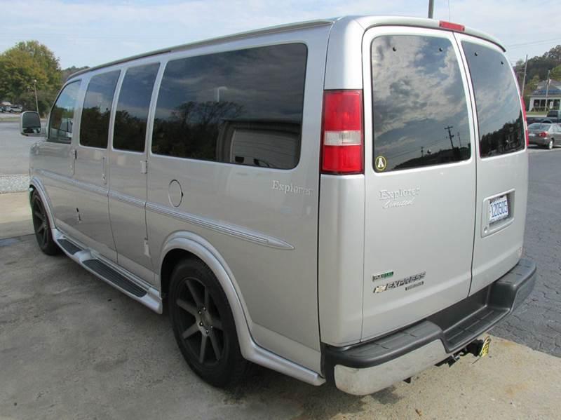 2011 Chevrolet Express Cargo 1500