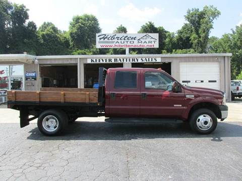 2007 Ford F-350 Super Duty for sale in Lenoir, NC