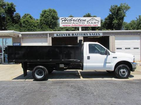 2002 Ford F-350 Super Duty for sale in Lenoir, NC