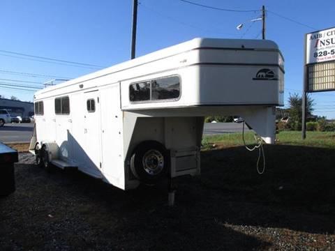 1993 Sundowner Horse Trailer for sale in Lenoir  NC. Trailers For Sale in North Carolina   Carsforsale com