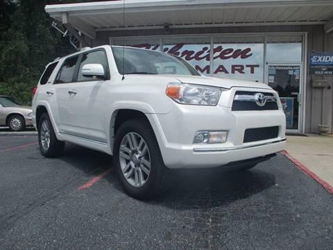 2011 Toyota 4Runner Limited For Sale >> Toyota 4runner For Sale In Lenoir Nc Hibriten Auto Mart