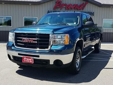 2010 GMC Sierra 2500HD for sale in Little Falls, MN