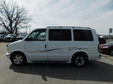 2004 Chevrolet Astro for sale in Little Falls, MN