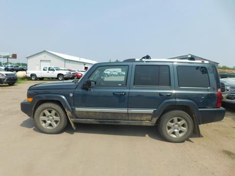 Jeep Dealers Mn >> 2007 Jeep Commander For Sale In Little Falls Mn