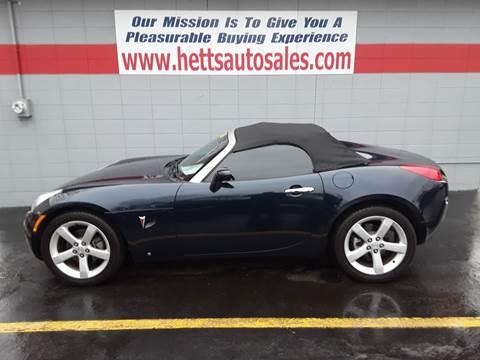 2006 Pontiac Solstice for sale in Oswego, IL