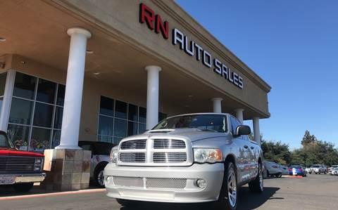 2005 Dodge Ram Pickup 1500 SRT-10 for sale at RN Auto Sales Inc in Sacramento CA