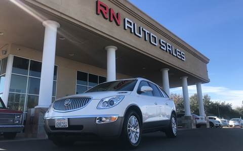 2009 Buick Enclave for sale at RN Auto Sales Inc in Sacramento CA