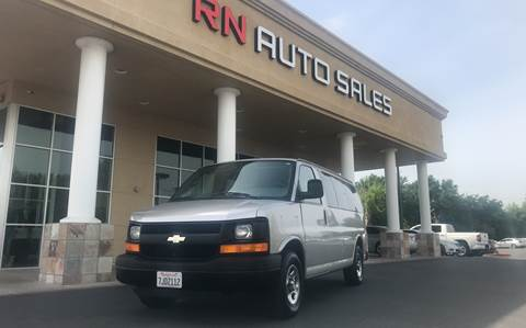 2008 Chevrolet Express Passenger for sale at RN Auto Sales Inc in Sacramento CA
