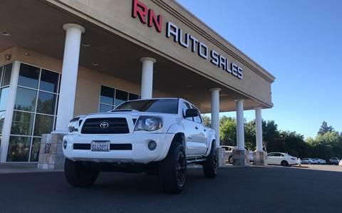 2008 Toyota Tacoma for sale at RN Auto Sales Inc in Sacramento CA