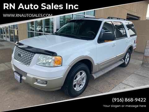 2005 Ford Expedition for sale in Sacramento, CA