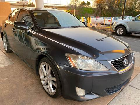 2006 Lexus IS 250 for sale at RN Auto Sales Inc in Sacramento CA