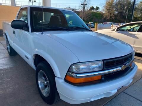 2000 Chevrolet S-10 for sale at RN Auto Sales Inc in Sacramento CA
