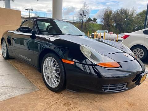 2001 Porsche Boxster for sale at RN Auto Sales Inc in Sacramento CA