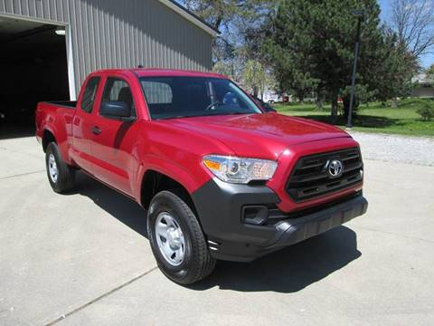 2017 Toyota Tacoma for sale in Bruce Township, MI