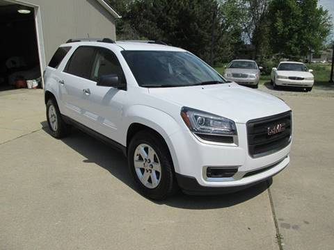 2016 GMC Acadia for sale in Bruce Township, MI