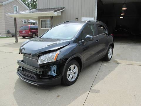 2016 Chevrolet Trax for sale in Bruce Township, MI