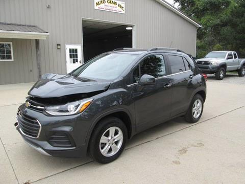 2017 Chevrolet Trax for sale in Bruce Township, MI