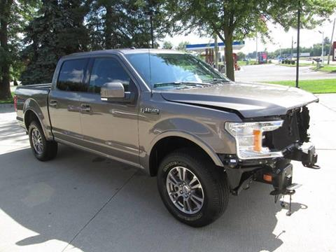 2018 Ford F-150 for sale in Bruce Township, MI