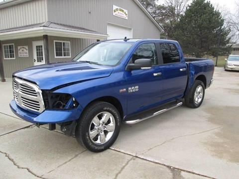 2018 RAM Ram Pickup 1500 for sale in Bruce Township, MI