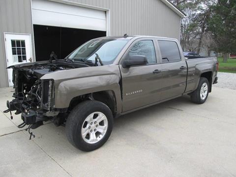 2014 Chevrolet Silverado 1500 for sale in Bruce Township, MI