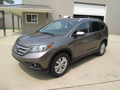 2014 Honda CR-V for sale in Bruce Township, MI