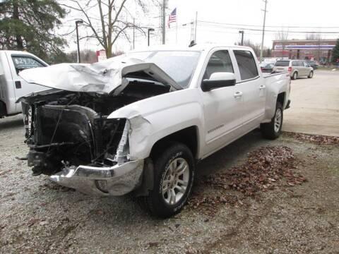 2017 Chevrolet Silverado 1500 for sale in Bruce Township, MI