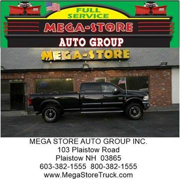 2010 Dodge Ram Pickup 2500 for sale at Mega Store Auto Group in Plaistow NH