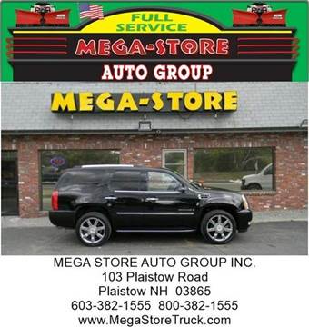 2008 Cadillac Escalade for sale at Mega Store Auto Group in Plaistow NH