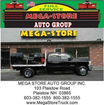 2011 Chevrolet Silverado 3500HD for sale at Mega Store Auto Group in Plaistow NH
