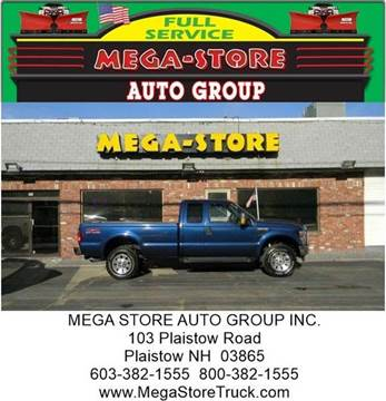 2008 Ford F-350 Super Duty for sale at Mega Store Auto Group in Plaistow NH