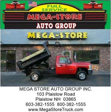 2007 Chevrolet Silverado 3500HD for sale at Mega Store Auto Group in Plaistow NH