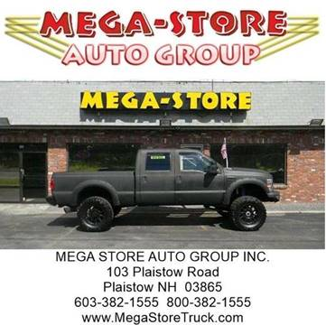 2009 Ford F-250 Super Duty for sale at Mega Store Auto Group in Plaistow NH