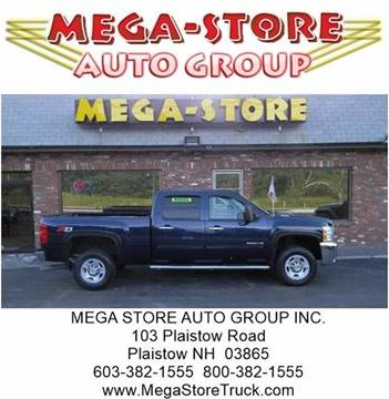 2010 Chevrolet Silverado 2500HD for sale at Mega Store Auto Group in Plaistow NH