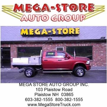 2013 RAM Ram Pickup 3500 for sale at Mega Store Auto Group in Plaistow NH