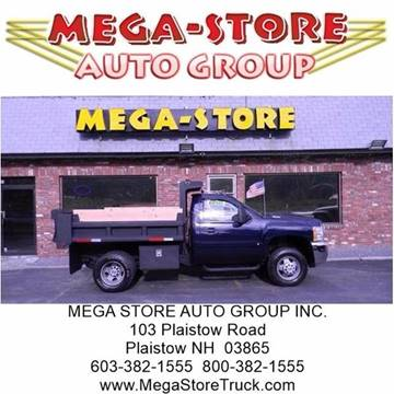 2008 Chevrolet Silverado 3500HD CC for sale at Mega Store Auto Group in Plaistow NH