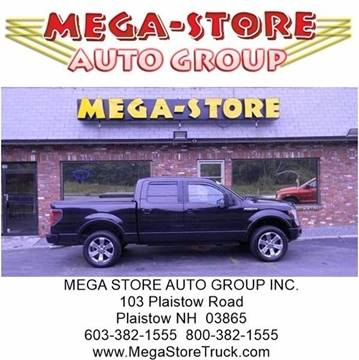 2013 Ford F-150 for sale at Mega Store Auto Group in Plaistow NH